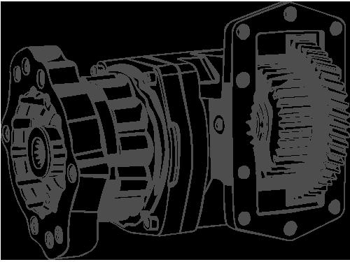 PTO & Hydraulic