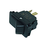 McNeilus 0110112 Rocker Switch for BM Interlock - On Off Mom