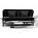Terex 14675 Side Vent Assembly for Truck Cabs