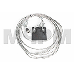 Bin Level Indicator Low Level Extension Cable with Paddle - 23ft Long