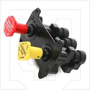 Automann 170.800519 Dash Control Valve with Locking Handle