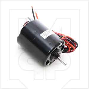 AirSource 3471 12V Clockwise Single Shaft Blower Motor