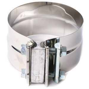 Automann 562.U3105SS-T Exhaust Band Clamp