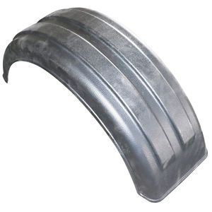 Minimizer PM1612B Black Plastic Booster Axle Fender