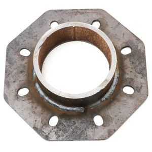 No Brand C6 Boot Flange with Shroud Ring for 6in Bray Butterfly Valve