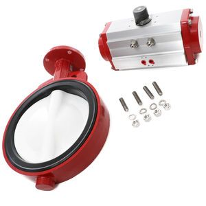 Bray BRAY-10B 10in Butterfly Valve and Actuator Assembly