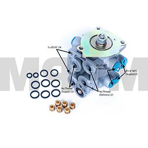 Automann 170.284760 Brake Valve