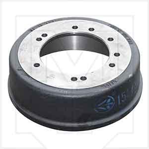 Automann 151.6502BA Brake Drum