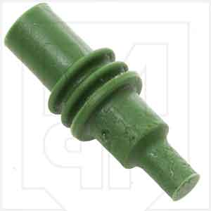 Aptiv 12010300 Green Cable Cavity Plug