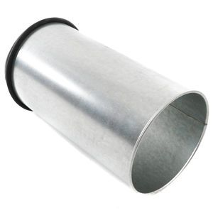 Nordfab 3202-0600-10000 6in Adjustable Nipple Galvanized Steel