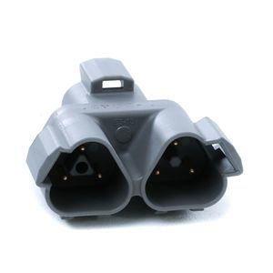 Deutsch DT04-3-P007 Splitter Y Connector J1939