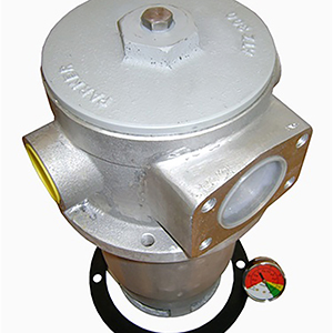 Terex Trashmaster Suction Filter Assembly