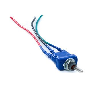 Beck 36360 Blue Electric Switch