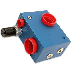Con-Tech 760155 Motion Control Valve Block - Rod End