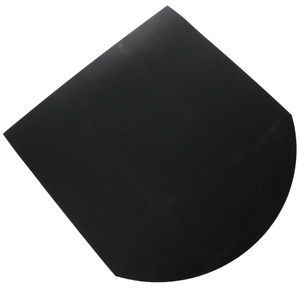 Terex Advance Chute Bib - Splash Shield for 42in Drum Opening