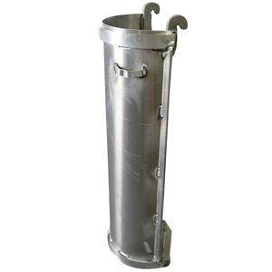 McNeilus 1138111 Standard Aluminum Extension Chute for Advance