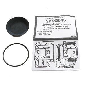 Berendsen 220-9252AK Quick Release Valve Seal Kit