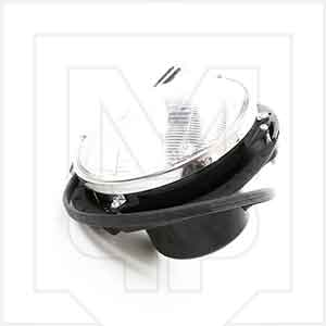 Elgin 5009092 Round Headlight Assembly
