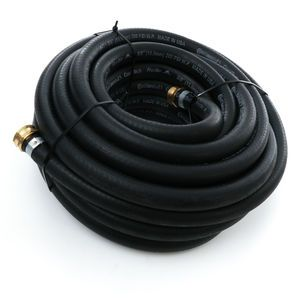 Dunham 1577740 40ft Black Mixer Washdown Water Hose