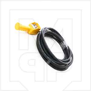 London CON2000BK Yellow Handle - Double Switch w/ Cable Aftermarket Replacement