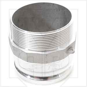 CGAL400F Cam & Groove - Aluminum