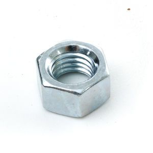 5/8-11 Finished Hex Nut - Carbon Steel Zinc Plated