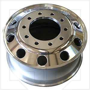 Alcoa 883622 Aluminum Push-Tag Rim