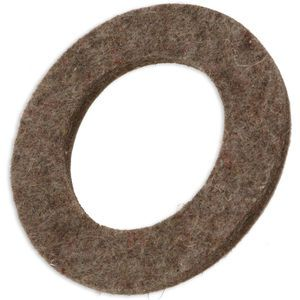 Beck 50003 Drum Roller Felt Seal for 0150440 Roller Assembly