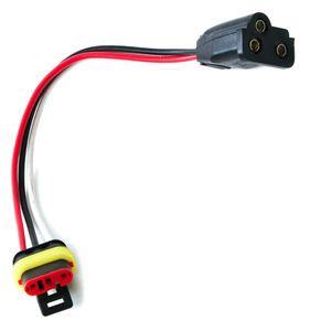Freightliner 42045660 Plug for LED Stop Turn Tail
