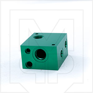 London Hydraulic Control Block