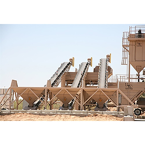 Concrete Plant Charge Conveyors