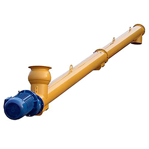 WAM ES.114.05.0220 4in Cement - Fly Ash Auger with 3 HP Motor