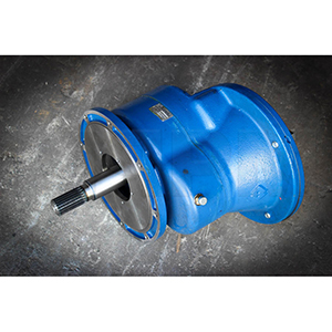 Wam Cement Auger Gearbox For 12