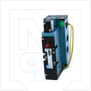 Mac 93A-AAB-CAA-DM-DJAP-1DG Single Solenoid Electric Over Air Valve