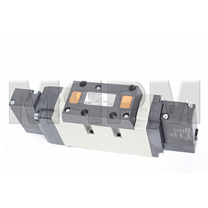 SMC VFS4300-3FZ Double Solenoid Electric Over Air Valve - 120V