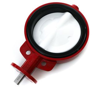 Bray 10in Butterfly Valve for Cement and Fly Ash Silos
