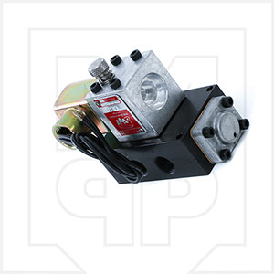 AAA S030L Electric Over Air Valve 3/8in Single Solenoid