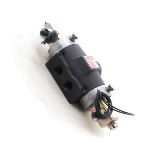 AAA SY40 Electric Over Air Inching Valve 1/2 Double Solenoid