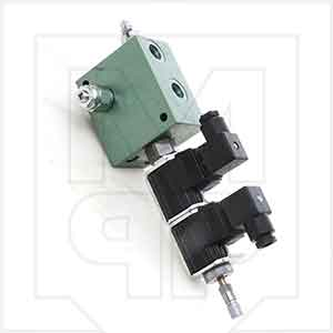 London 1517975 Hydraulic Chute Lift Valve Assembly 1430183 McNeilus Aftermarket Replacement