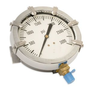 Con-Tech 760007 Slump Meter Gauge 0-3000