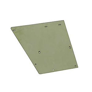 Oshkosh Plastic Deck Plate RH 44 Aftermarket Replacement