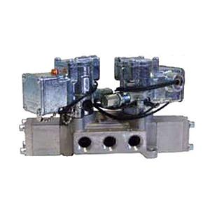 Schrader Bellows Double Solenoid Electric Over Air Valve - Rexcon 212-02146-01