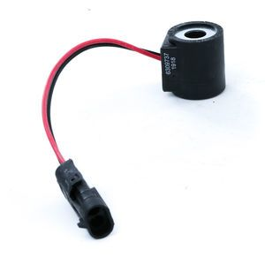 Hydraforce 6309737 Solenoid Coil with Weatherpack Connector and Diode - 12 VDC