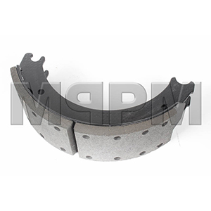 Relined Dana 4693 Brake Shoe-15X4 ES
