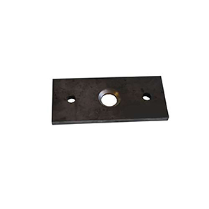Plant Aggregate Bin Gate Mounting Plate Aftermarket Replacement