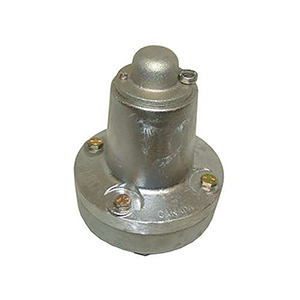 Dixon 2180/15 2in Relief Valve set at 15 PSI