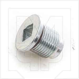 Allison Transmission Magnetic Oil Drain Plug for RDS4500