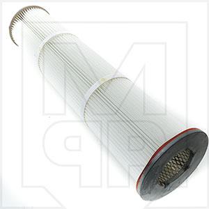 Vince Hagen 08-1522 8in X 36in Jet Pulse Cartridge Filter for VH-245JP Dust Collector