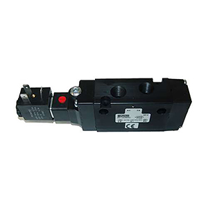 Liddell 900050-003 Single Solenoid Electric Over Air Valve