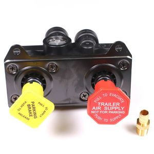 Automann 170.800516 Dash Control Valve With Locking Handle